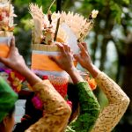 Het kunstenaarsdorpje Ubud