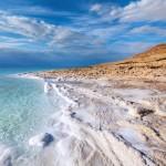 Dode Zee kuur tegen huidproblemen