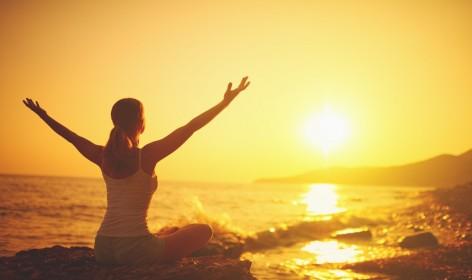SpaDreams Yoga nachtrust zonsondergang