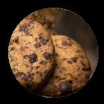 Sinaasappel Chocolade koekjes