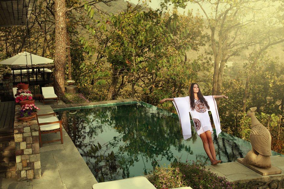 Ananda-Himalayas, detox, luxe detox