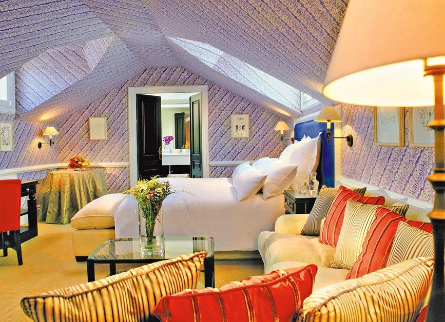 Villa-Padierna-Thermas, Princesjes-Kamer, luxe detox