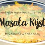 Masala Rijst – Ayurvedische recept van Zen Resort Bali